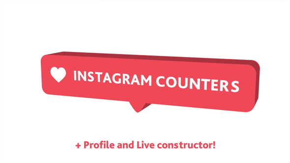Instagram Counter Pack Download