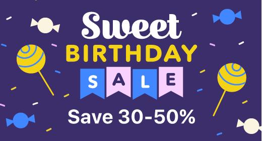 Envato Birthday Collection