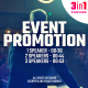 Event Promo 1\2\3 speakers - VideoHive Item for Sale