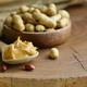 Natural Organic Peanut Butter - PhotoDune Item for Sale