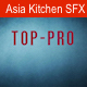 Asian Kitchen Sounds