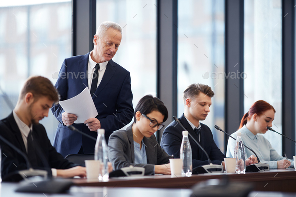 Business School - Stock Photo - Images