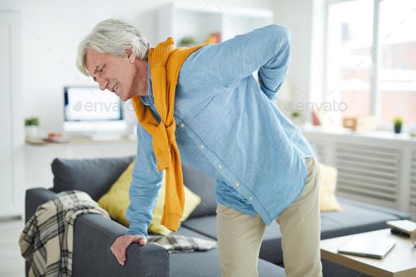 Back Pain - Stock Photo - Images