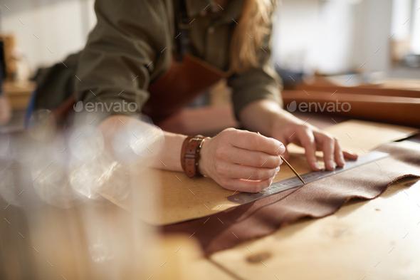 Leatherwork - Stock Photo - Images
