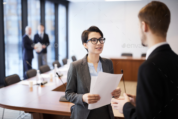 Business Student - Stock Photo - Images