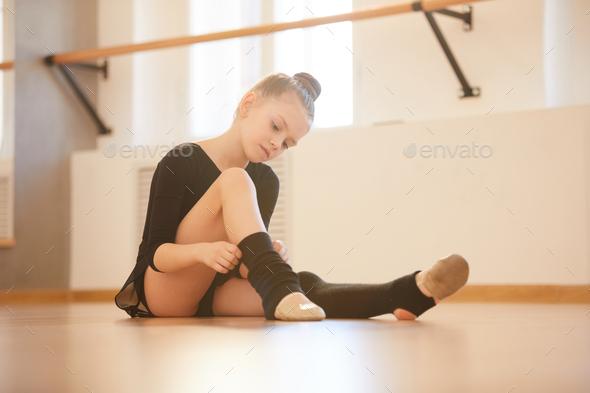 Little Dancer - Stock Photo - Images