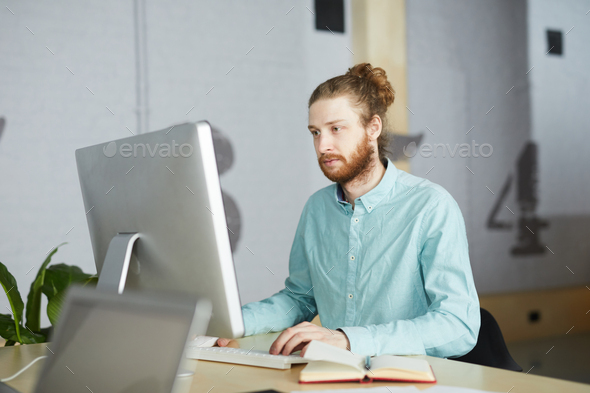 IT Specialist - Stock Photo - Images