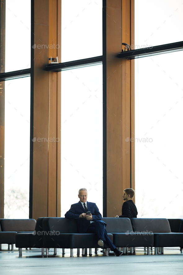 Business Lobby - Stock Photo - Images