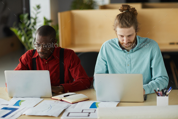 Open Space Office - Stock Photo - Images
