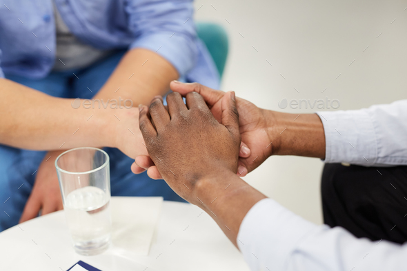 Caring Hands - Stock Photo - Images