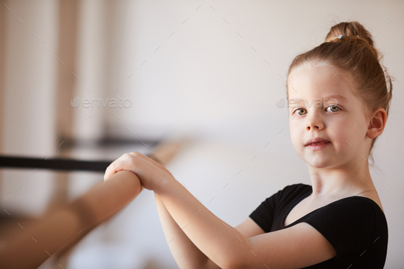 Future Ballerina - Stock Photo - Images