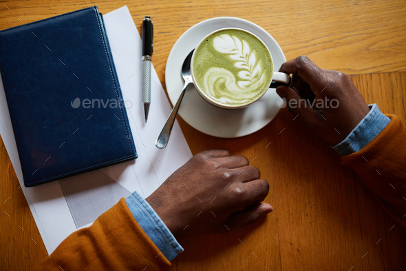 Coffee Shop - Stock Photo - Images