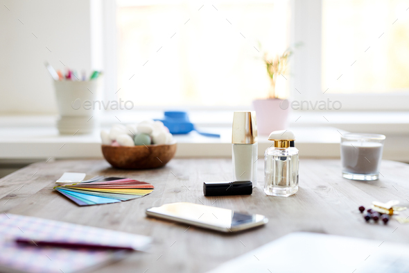 Self-love items - Stock Photo - Images