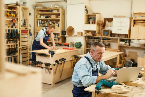 Modern Joinery - Stock Photo - Images