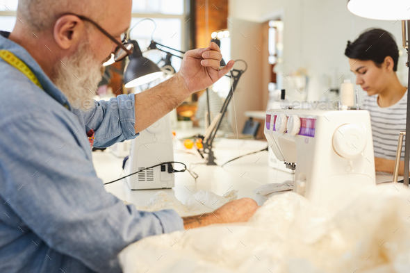 Tailoring business - Stock Photo - Images
