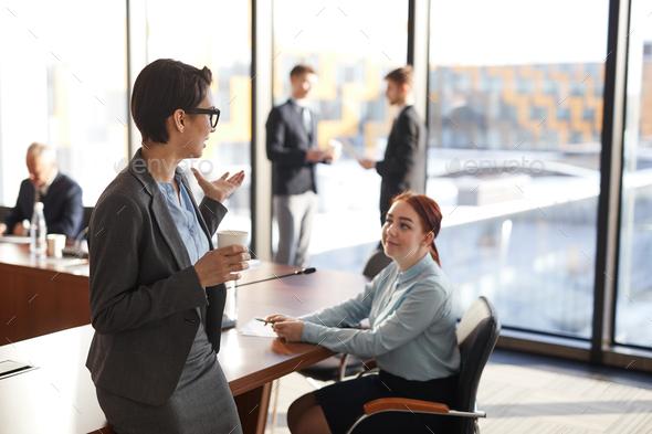 Business Break - Stock Photo - Images