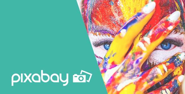 Pixabay - Import Free Stock Images into WordPress