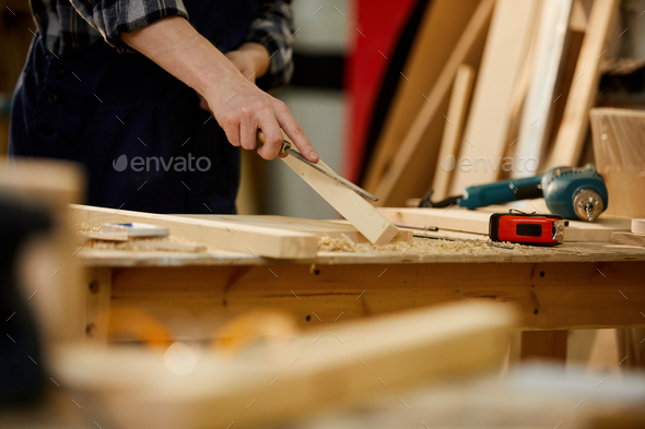Wood Carving - Stock Photo - Images