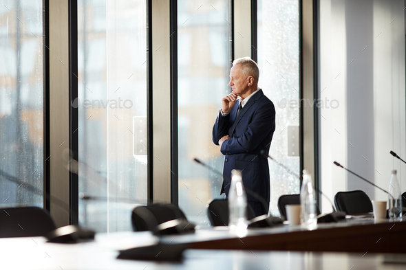 Pnesive Business Owner - Stock Photo - Images