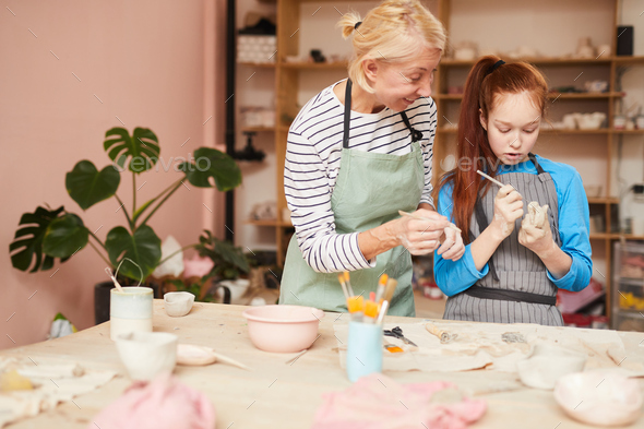 Pottery Workshop - Stock Photo - Images