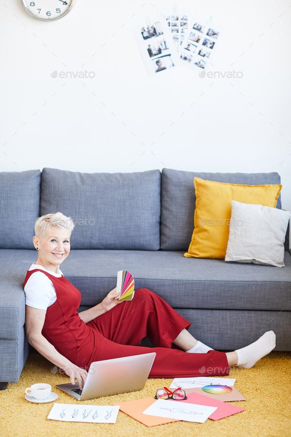 Creative fashion designer - Stock Photo - Images