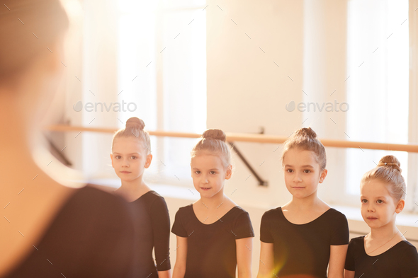 Ballet Class - Stock Photo - Images