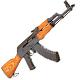 Machine Gun AK-47 2