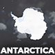 Map of Antarctica with Territories - Antarctica Map Kit - VideoHive Item for Sale