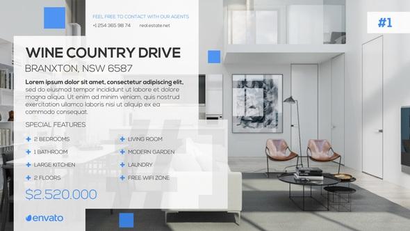 Real Estate Modern Promo 2 Download