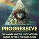 Progressive Rock Flyer & Poster - GraphicRiver Item for Sale