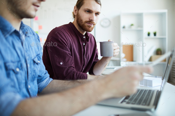 Ideas for website - Stock Photo - Images