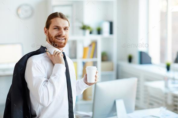 Employee in formalwear - Stock Photo - Images