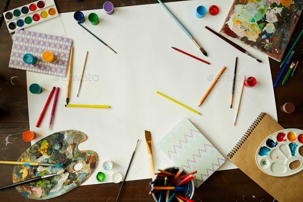 Art Background - Stock Photo - Images
