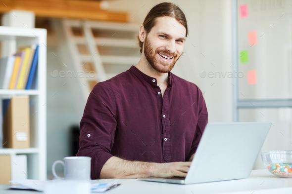 Successful designer - Stock Photo - Images