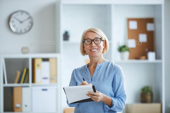 Mature professional - Stock Photo - Images