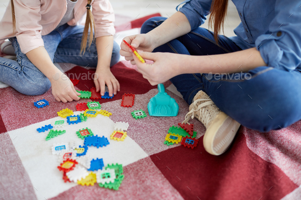 Puzzle Game - Stock Photo - Images