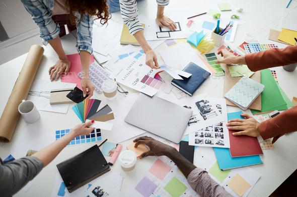 Creative Process - Stock Photo - Images