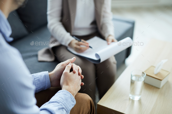 Tense moment - Stock Photo - Images