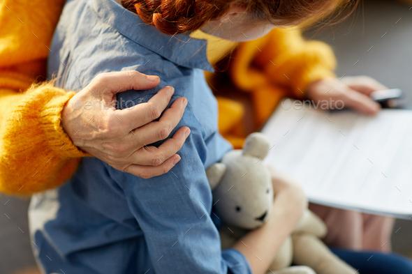 Caring Embrace - Stock Photo - Images