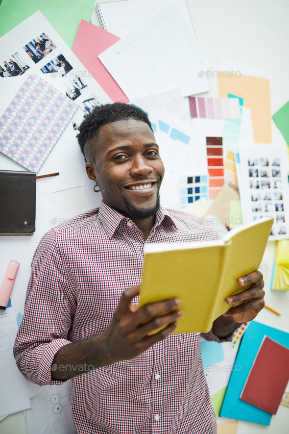 African-American Student - Stock Photo - Images