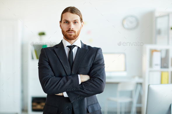 Business employee - Stock Photo - Images