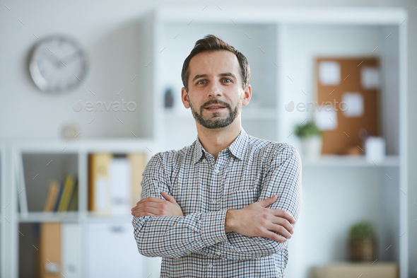 Man in casualwear - Stock Photo - Images