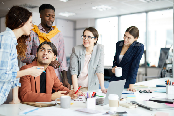 Creative Business Team - Stock Photo - Images