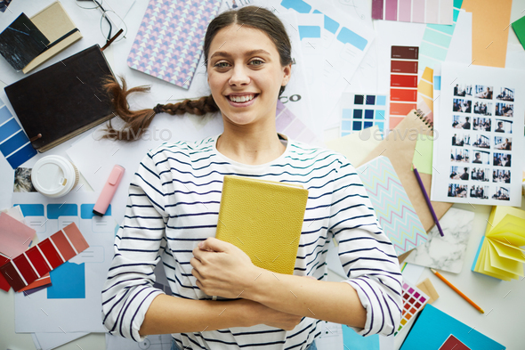 Cheerful Student - Stock Photo - Images