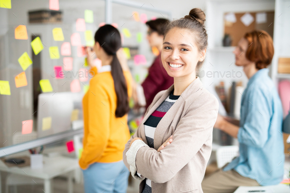 Leader of company - Stock Photo - Images