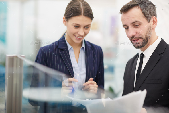 Young Business Trainee - Stock Photo - Images