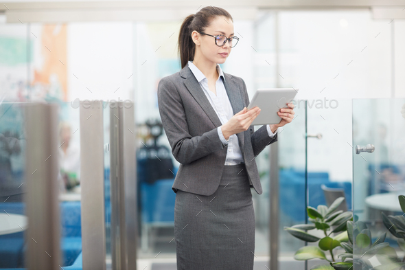 Young Female Leader - Stock Photo - Images