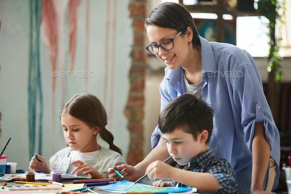 Stay at Home Mom - Stock Photo - Images