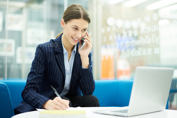 Young Business Student - Stock Photo - Images