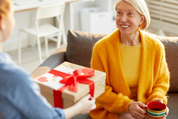 Mothers Day Gift - Stock Photo - Images